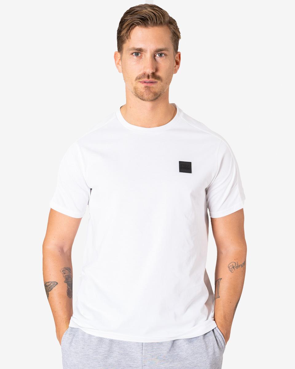 t shirt white men